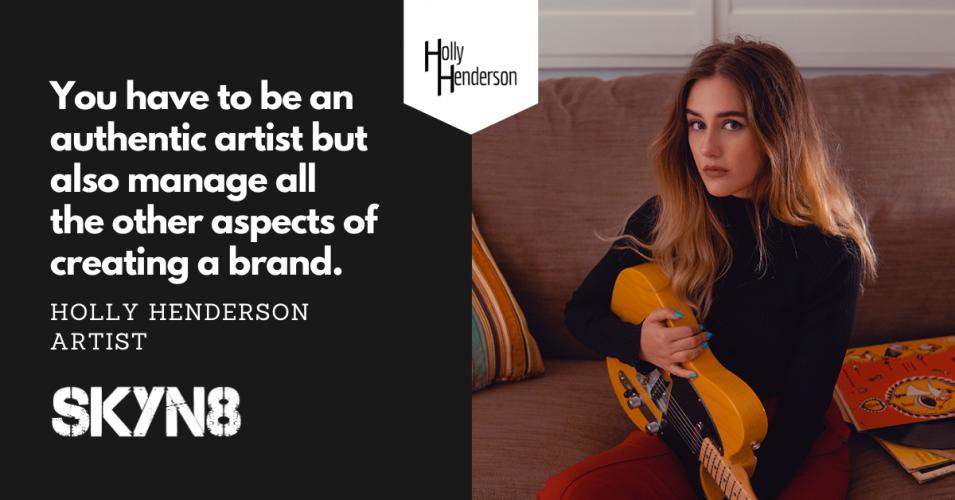 Skyn8 - Holly Henderson